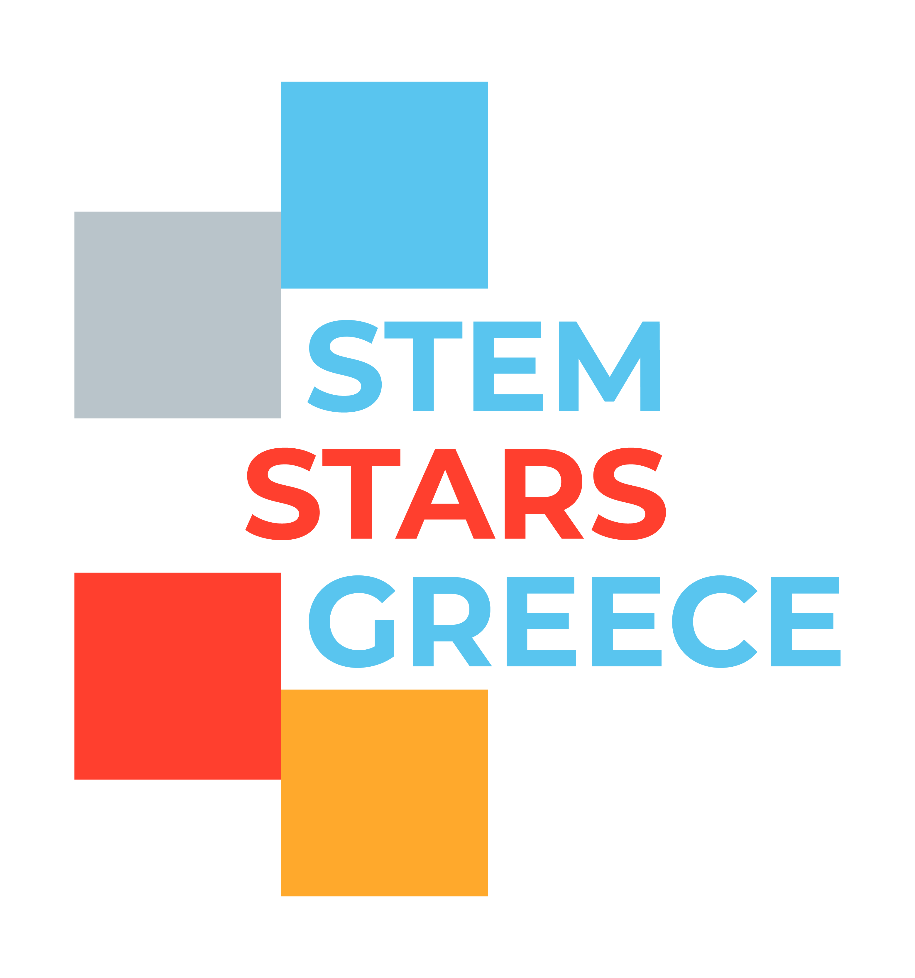 STEM Stars Greece Λογότυπο